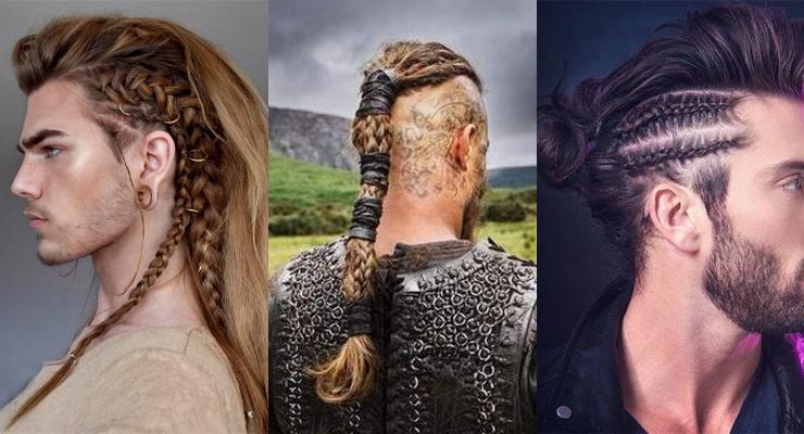 Sorprendentemente fácil peinados vikingos Galería de cortes de pelo tutoriales - Peinados vikingos - Thuya Escuela