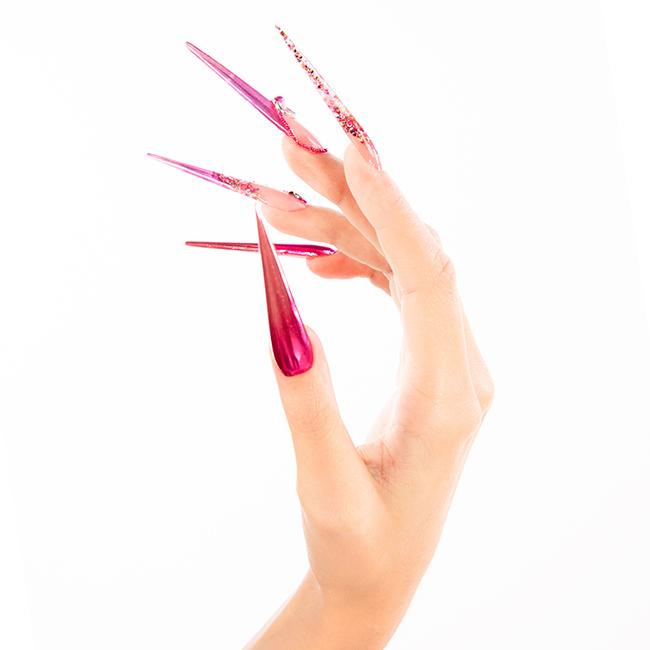 Avanzado de uñas