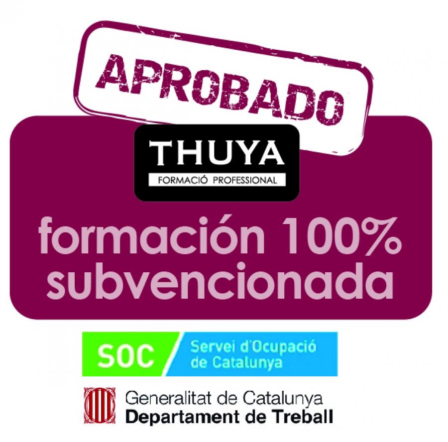 Cursos Subvencionados Del Soc Thuya Escuela