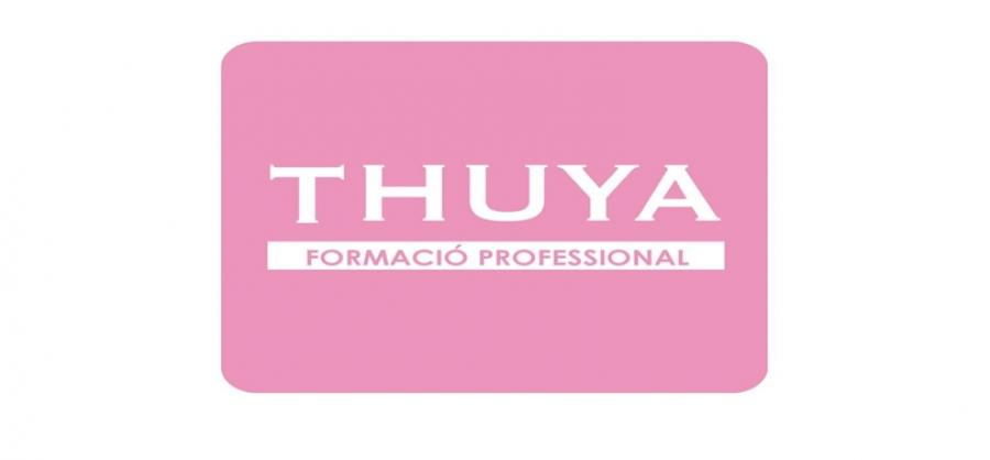 Logo Thuya Fromació Professional