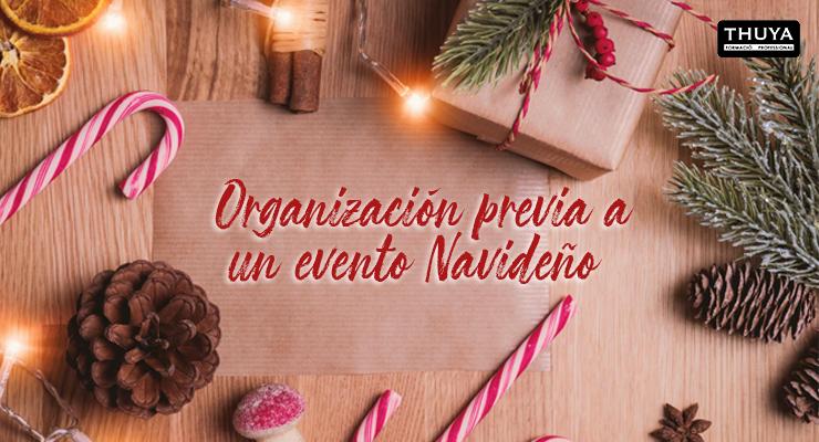 Destacada organización de eventos navideños