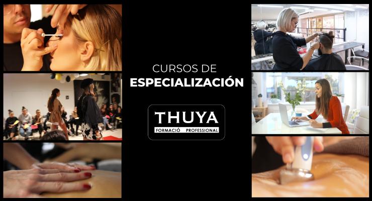 Cursos de Especialización Thuya Escuela
