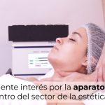 El creciente interés por la aparatología dentro del sector de la estética