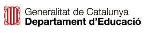 Becas Departament d'Ensenyament Logo
