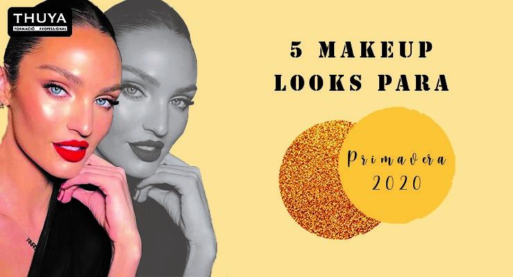 Makeup looks primavera 2020