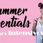 Summer Essentials Cursos Intensivos