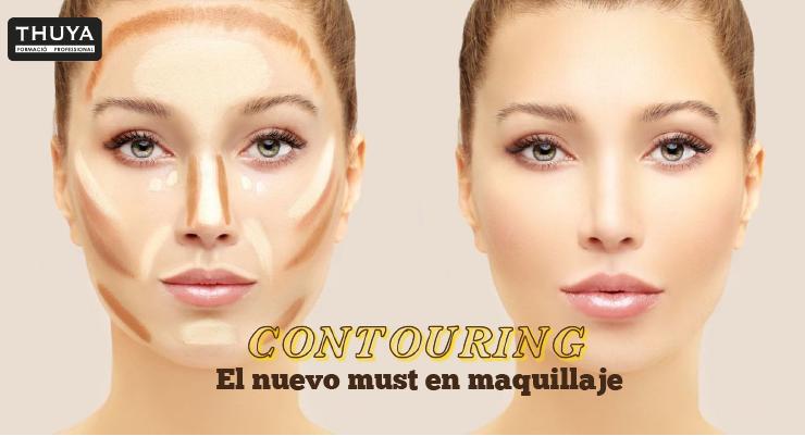 Contouring: el nuevo must en maquillaje