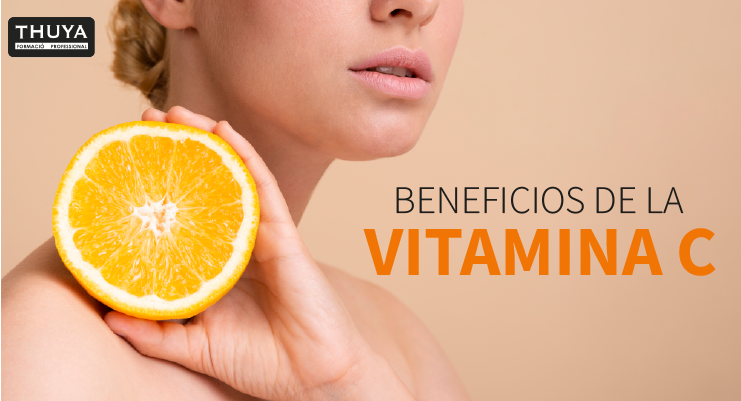Beneficios de la vitamina C