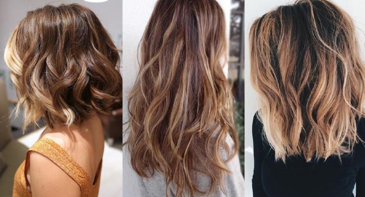 peinados ondas