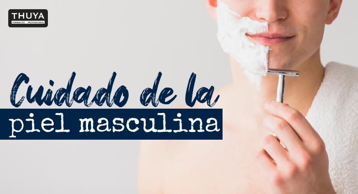 Cuidado de la piel masculina