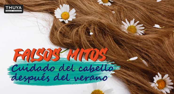Falsos mitos: cuidado del cabello después del verano