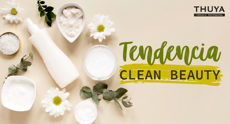 Tendencia clean beauty