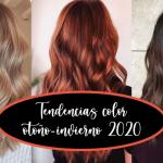 Tendencias color otoño-invierno 2020