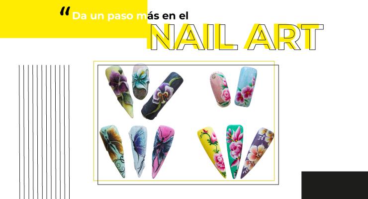Da un paso más en el nail art