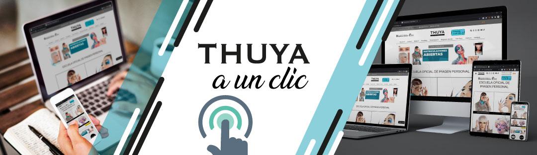 Thuya a un clic