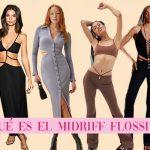 Qué es el Midriff Flossing