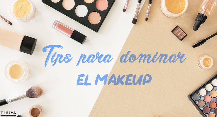 Tips para dominar el makeup