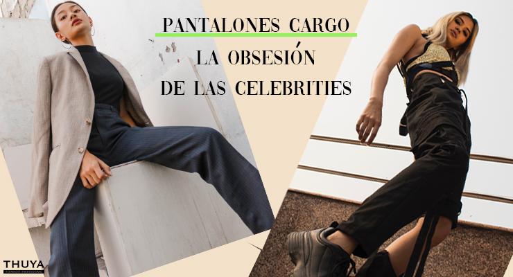 Pantalones cargo la obsesión de las celebrities Shared