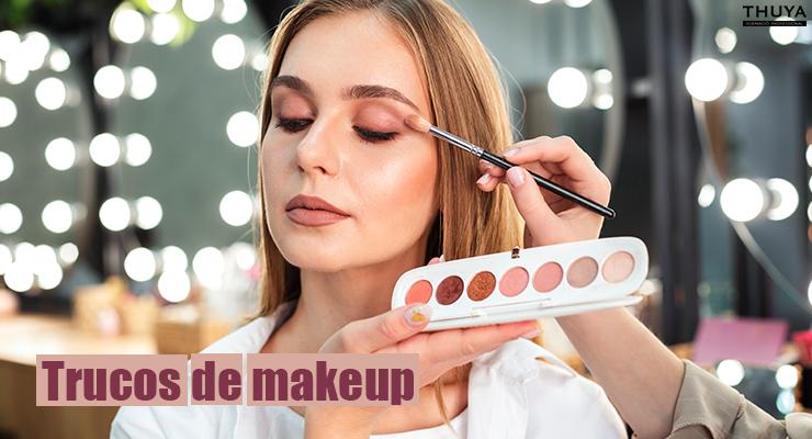 Trucos de makeup