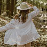 Cómo llevar una camisa blanca