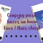 Consejos para hacer un buen face/hair chart
